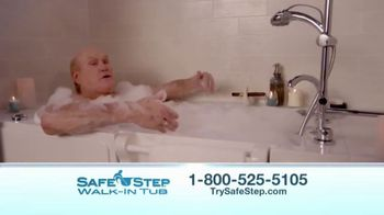 Safe Step TV Spot, 'His Secret Is Revealed' Featuring Terry Bradshaw
