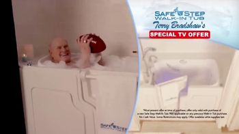 Safe Step TV Spot, 'His Secret Is Revealed' Featuring Terry Bradshaw - Thumbnail 5