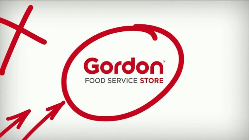 Gordon Food Service Store TV Commercial, 'Party Game Plan: Ground Beef,  Chicken Breast, Pizza and Wings' - Video