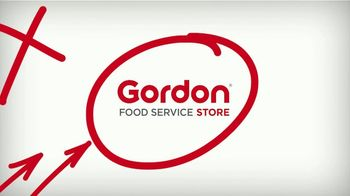 Gordon Food Service Store TV Spot, 'Party Game Plan: Ground Beef, Chicken Breast, Pizza and Wings'