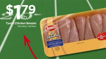 Gordon Food Service Store TV Spot, 'Party Game Plan: Ground Beef, Chicken Breast, Pizza and Wings' - Thumbnail 5