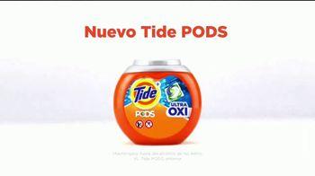 Tide PODS Ultra OXI TV Spot, 'Una limpieza poderosa' [Spanish] - Thumbnail 2