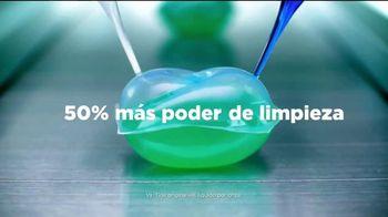 Tide PODS Ultra OXI TV Spot, 'Una limpieza poderosa' [Spanish] - Thumbnail 5