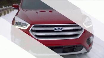 2019 Ford Escape TV Spot, 'Auto Show Special Offer: Escape' [T2] - Thumbnail 1
