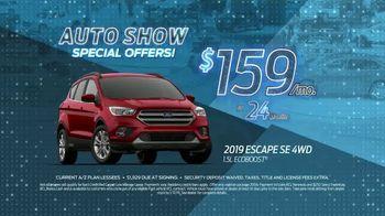 2019 Ford Escape TV Spot, 'Auto Show Special Offer: Escape' [T2] - Thumbnail 2