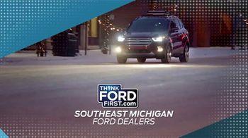 2019 Ford Escape TV Spot, 'Auto Show Special Offer: Escape' [T2] - Thumbnail 3