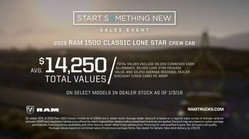 Ram Trucks Start Something New Sales Event TV Spot, 'Busier Than Ever' [T2] - Thumbnail 8