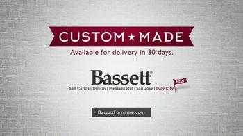 Bassett TV Spot, 'Sweet Dreams: Custom Upholstered Beds' - Thumbnail 9