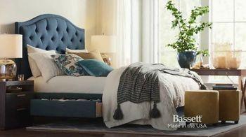 Bassett TV Spot, 'Sweet Dreams: Custom Upholstered Beds' - Thumbnail 1