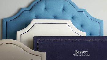 Bassett TV Spot, 'Sweet Dreams: Custom Upholstered Beds' - Thumbnail 3