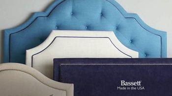 Bassett TV Spot, 'Sweet Dreams: Custom Upholstered Beds' - Thumbnail 4