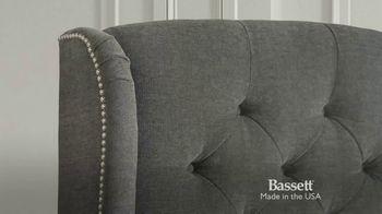 Bassett TV Spot, 'Sweet Dreams: Custom Upholstered Beds' - Thumbnail 5