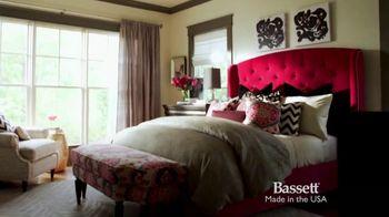Bassett TV Spot, 'Sweet Dreams: Custom Upholstered Beds' - Thumbnail 7