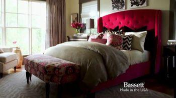 Bassett TV Spot, 'Sweet Dreams: Custom Upholstered Beds' - Thumbnail 8