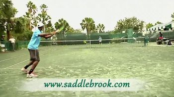 Saddlebrook Resort TV Spot, 'Champions Are Made' - Thumbnail 8