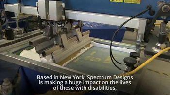 Spectrum Designs TV Spot, 'Autism Employment' - Thumbnail 1