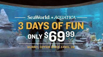 SeaWorld TV Spot, 'Seven Seas Craft Beer & Food Festival: Three Days of Fun' - Thumbnail 9
