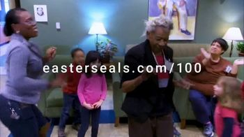 Easterseals 100 Year Anniversary TV Spot, '100 Percent Included and Empowered' - Thumbnail 9