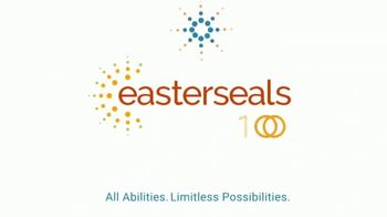 Easterseals 100 Year Anniversary TV Spot, '100 Percent Included and Empowered' - Thumbnail 4
