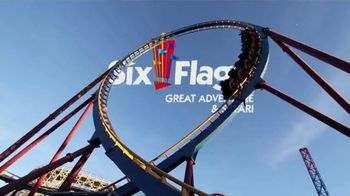 Six Flags Season Pass Sale TV Spot, 'Spring Break: Save 65 Percent' - Thumbnail 10