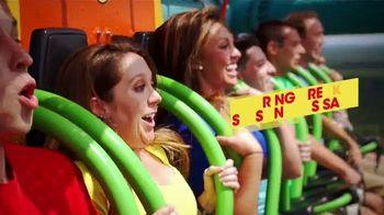 Six Flags Season Pass Sale TV Spot, 'Spring Break: Save 65 Percent' - Thumbnail 7