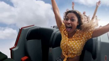 Six Flags Spring Break Sale TV Spot, 'Save 65 Percent' - Thumbnail 9