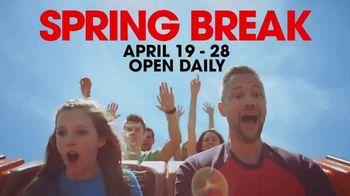 Six Flags Spring Break Sale TV Spot, 'Save 65 Percent' - Thumbnail 3