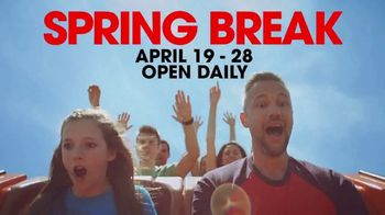 Six Flags Spring Break Sale TV Spot, 'Save 65%' - Thumbnail 3