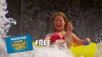 Six Flags Spring Break Sale TV Spot, 'Save 65%' - Thumbnail 8