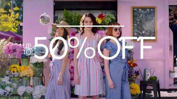 Stein Mart Easter Sale TV Spot, 'Beautiful Fashion' - Thumbnail 7