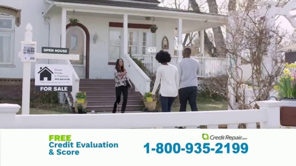 CreditRepair.com TV Commercial, 'Live Action'