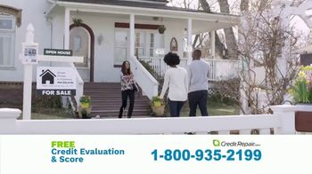 CreditRepair.com TV Spot, 'Live Action'