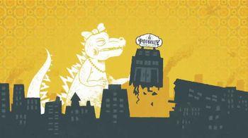 Potbelly Sandwich Shop Avo Toast TV Spot, 'Hangry LunchZilla' - Thumbnail 3