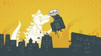 Potbelly Sandwich Shop Avo Toast TV Spot, 'Hangry LunchZilla' - Thumbnail 4
