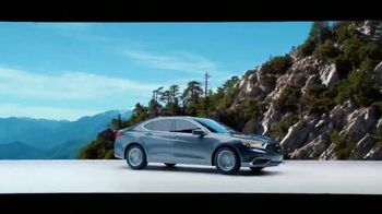 2019 Acura TLX TV Spot, 'Designed: Mountains' Song by The Ides of March [T2]