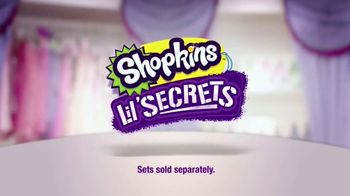 Shopkins Lil' Secrets Party Pop Ups TV Spot, 'Disney Channel: Party Ready' - Thumbnail 9