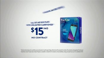 TracFone TV Spot, 'Old Photo, Picture Perfect' - Thumbnail 9