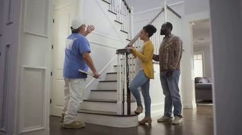 Lowe's TV Spot, 'Paint It Right: Valspar Simplicity Paint' - Thumbnail 1