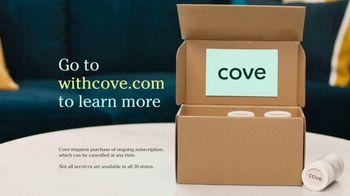 Cove TV Spot, 'An Actual Solution' - Thumbnail 9