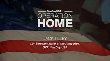 NewDay USA Operation Home TV Spot, 'The Importance of Helping Veterans' - Thumbnail 1