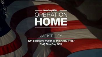 NewDay USA Operation Home TV Spot, 'The Importance of Helping Veterans' - Thumbnail 2