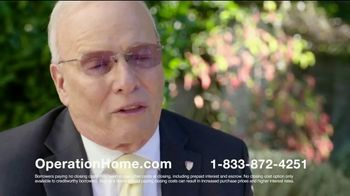 NewDay USA Operation Home TV Spot, 'The Importance of Helping Veterans' - Thumbnail 5