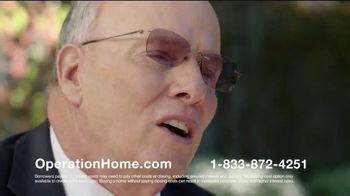 NewDay USA Operation Home TV Spot, 'The Importance of Helping Veterans' - Thumbnail 8