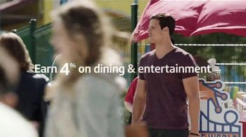 Capital One Savor Card TV Spot, 'Best Friends' Song by The Cars - Thumbnail 3