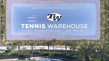 Tennis Warehouse TV Spot, 'Prince Textreme Tour: Take the Shot' Featuring Lucas Pouille - Thumbnail 9