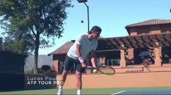 Tennis Warehouse Prince Textreme Tour TV Spot, 'Take the Shot' Featuring Lucas Pouille