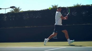 Tennis Warehouse TV Spot, 'Prince Textreme Tour: Take the Shot' Featuring Lucas Pouille - Thumbnail 4