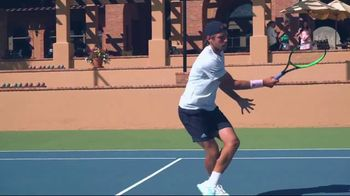 Tennis Warehouse TV Spot, 'Prince Textreme Tour: Take the Shot' Featuring Lucas Pouille - Thumbnail 7