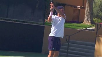 Tennis Warehouse TV Spot, 'Prince Textreme Tour: Take the Shot' Featuring Lucas Pouille - Thumbnail 8