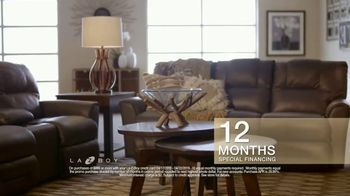 La-Z-Boy Super Saturday Sale TV Spot, 'A Well-Designed Family Room' - Thumbnail 8